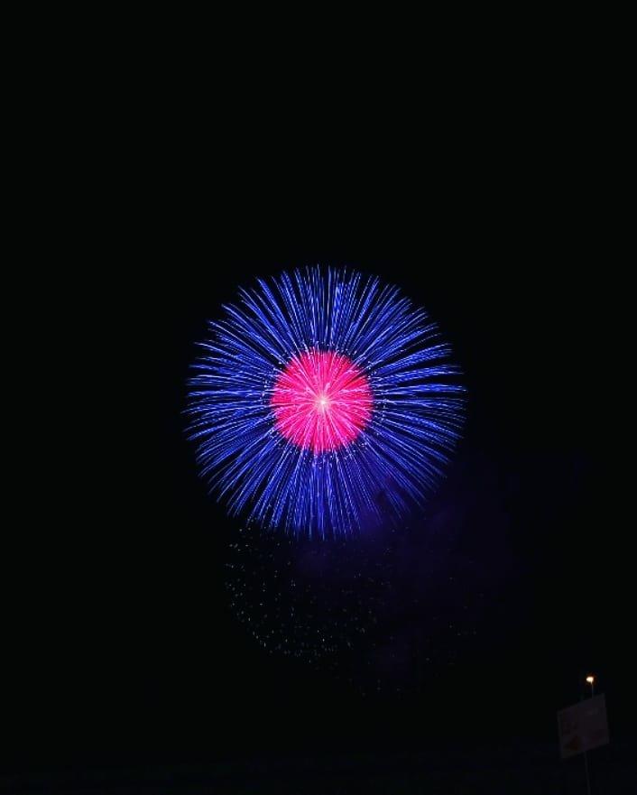関門海峡花火大会