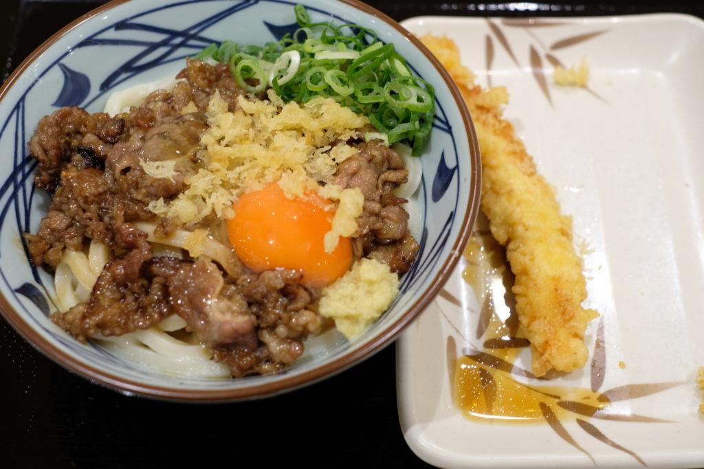 丸亀製麺シーモール下関